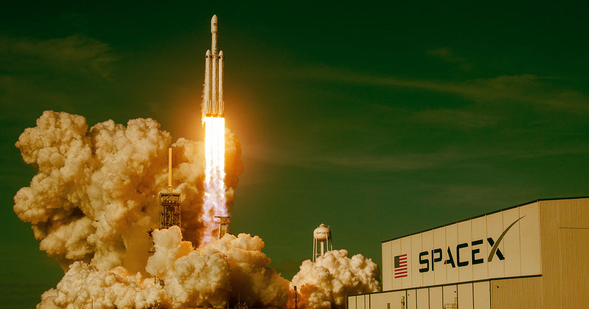 "Elon Musk: This Is SpaceX's ""Most Difficult Launch"" Ever"