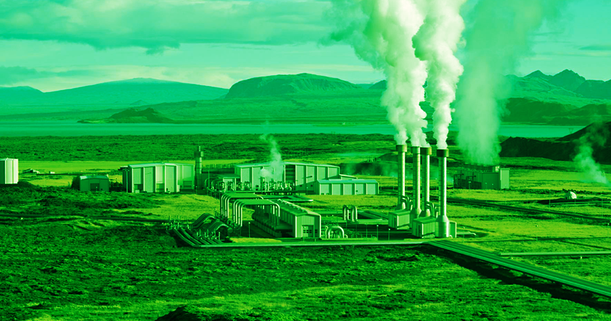 """Energy Dept: Geothermal Power Has """"Enormous Untapped Potential"""""""