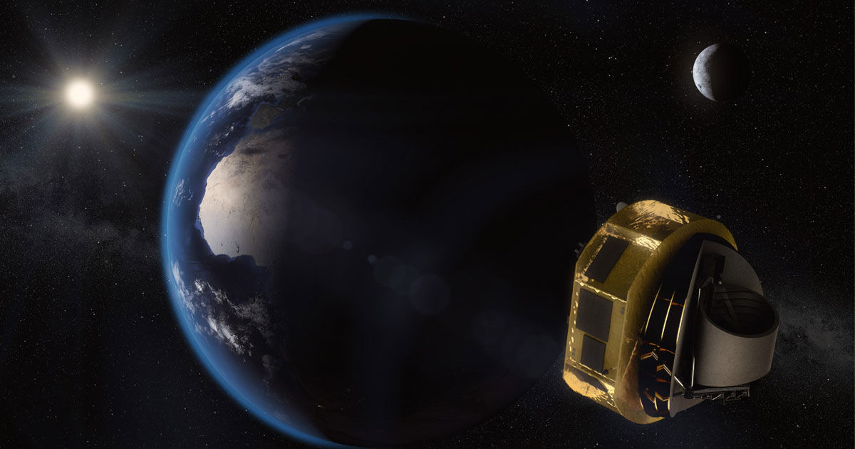 "ESA Announces ""Mothership"" Mission to Intercept Comets"