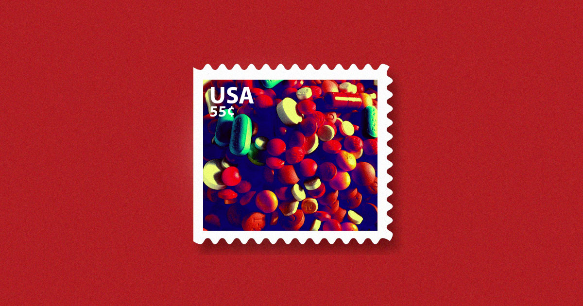Dark Web Adderall Deal Busted by Using Stamps com
