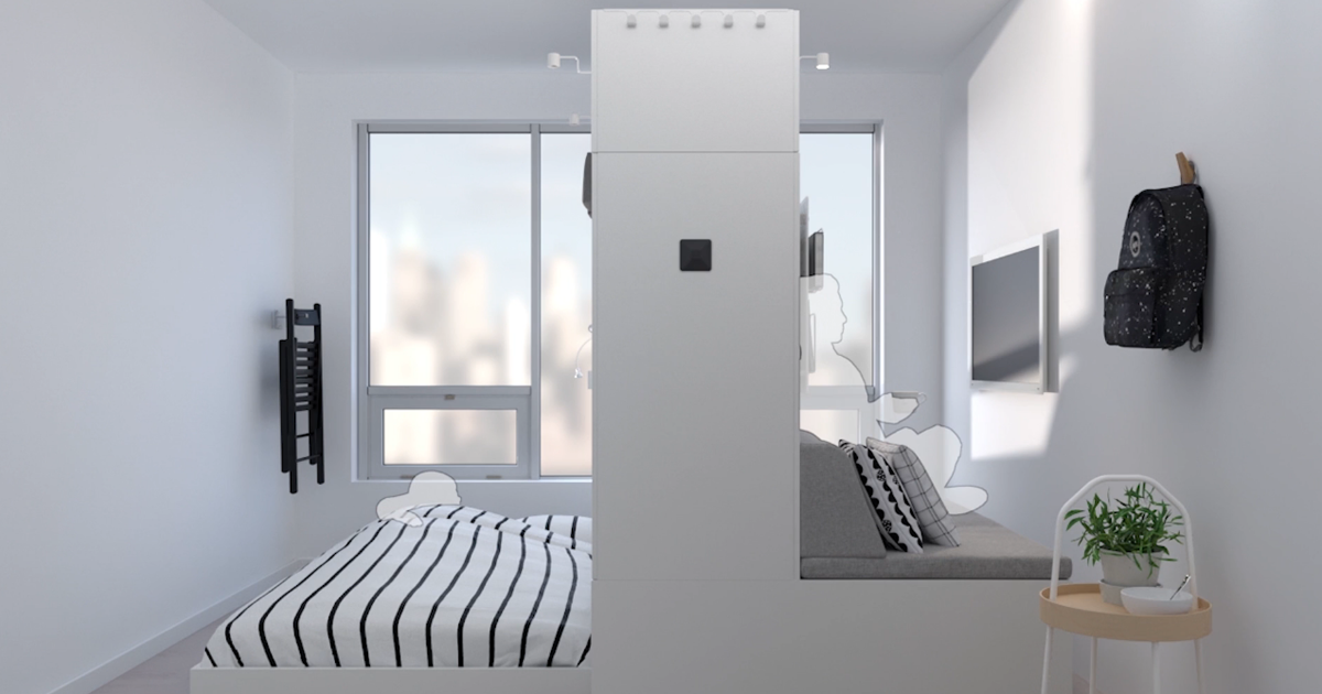 Ikea Wants To Sell You Robotic Furniture For Your Tiny Apartment