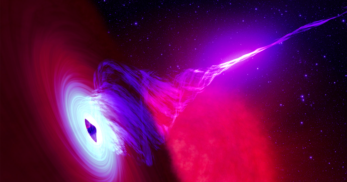 New Research Reveals That Black Holes Can Die