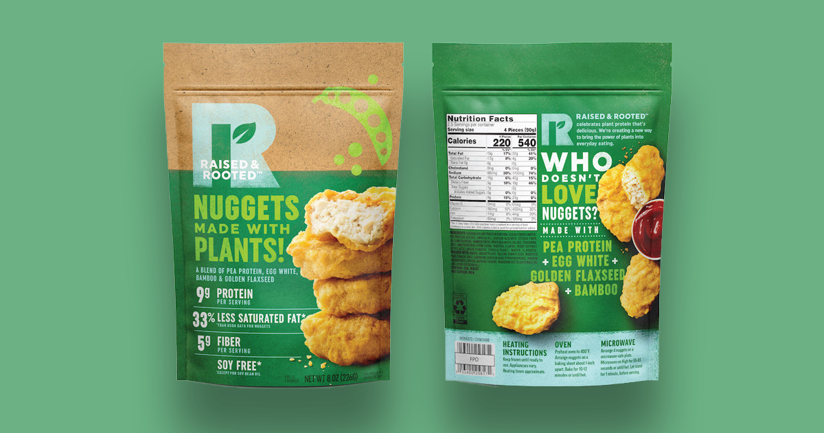Tyson Foods' Alt-Meat Nuggets Will Hit Grocery Stores This Summer