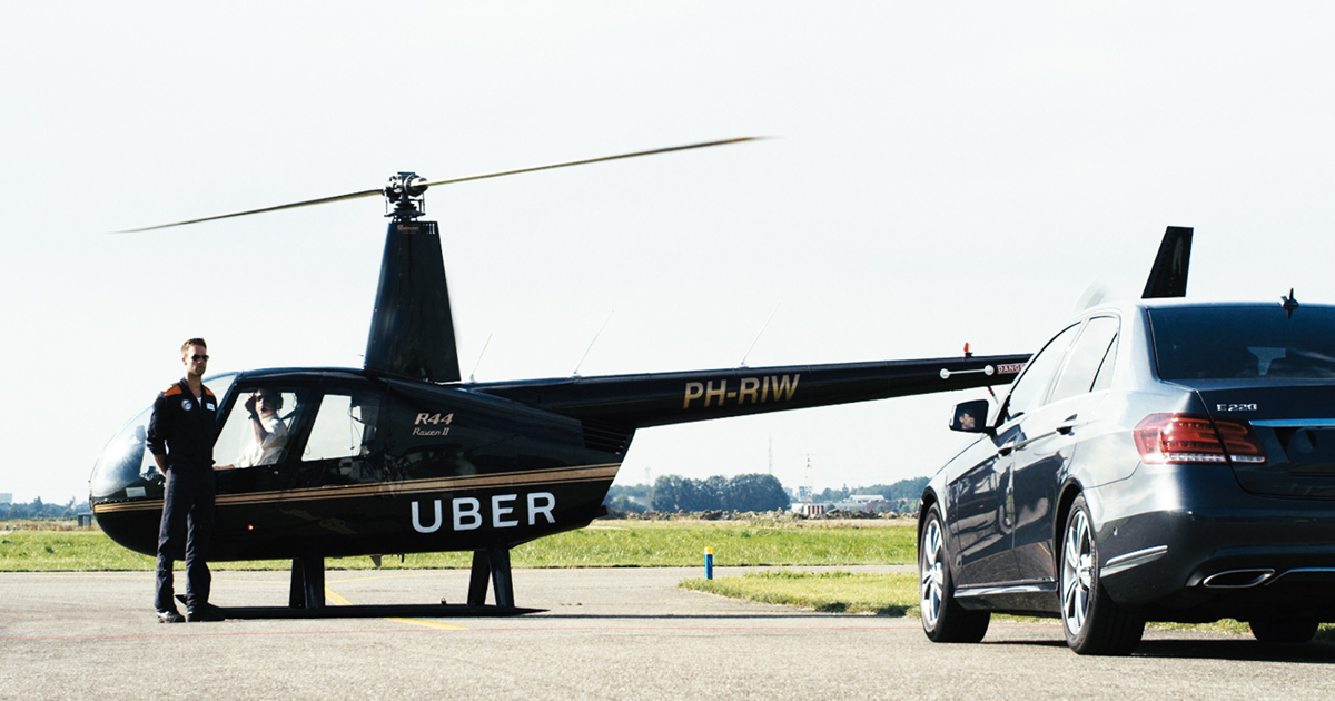 Image result for Uber is introducing the Helicopter service 'Uber Copter'