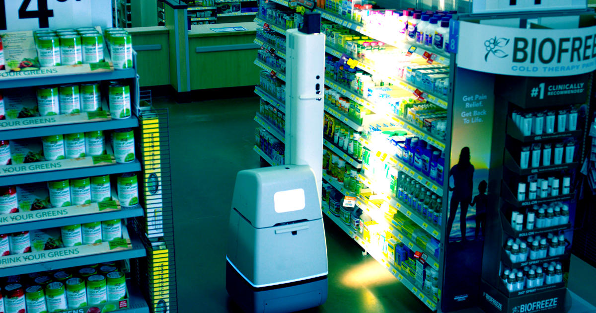 Robot Store