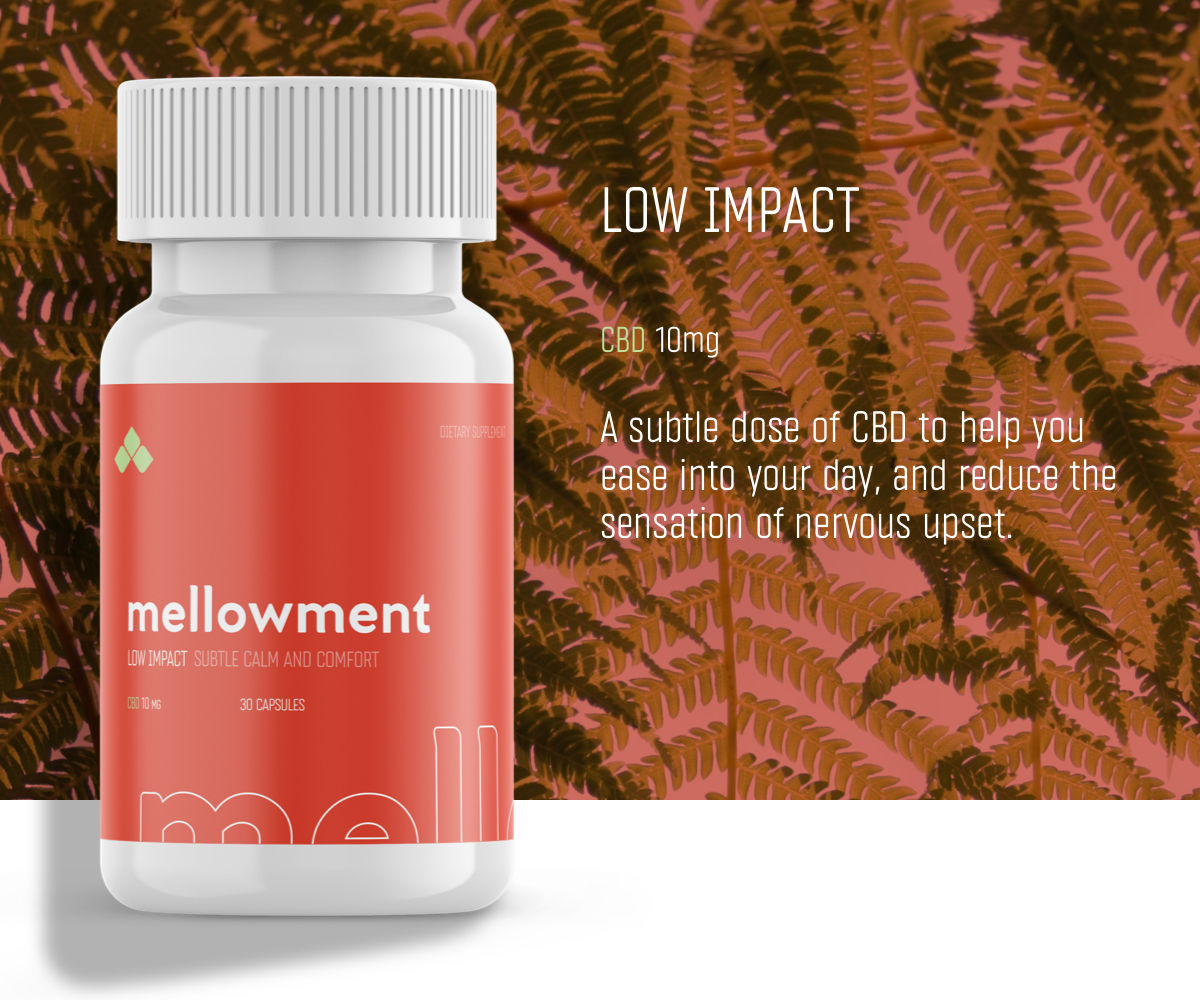 Mellowment Low Impact CBD
