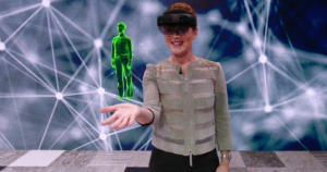 Microsoft's Tech Can Make Your Hologram Speak Another Language Microsoft-hololens-hologram-speak-another-language-300x158