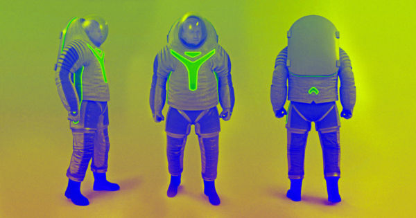 NASA Really, Really Needs a New Spacesuit for 2024 Moon Mission