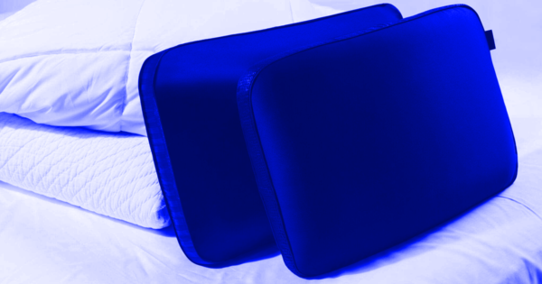 The Night Pillow Uses High-Tech Fabrics to Increase Melatonin and Improve Your Hair and Skin