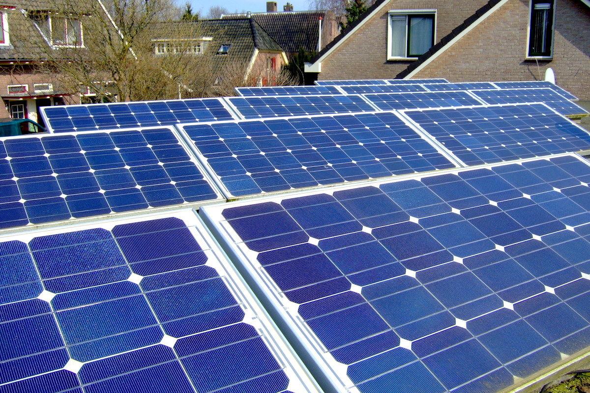 Get a free solar savings estimate.