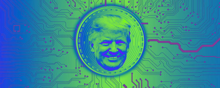 """Trump: Cryptocurrencies Are """"Not Money,"""" """"Based on Thin Air"""""""