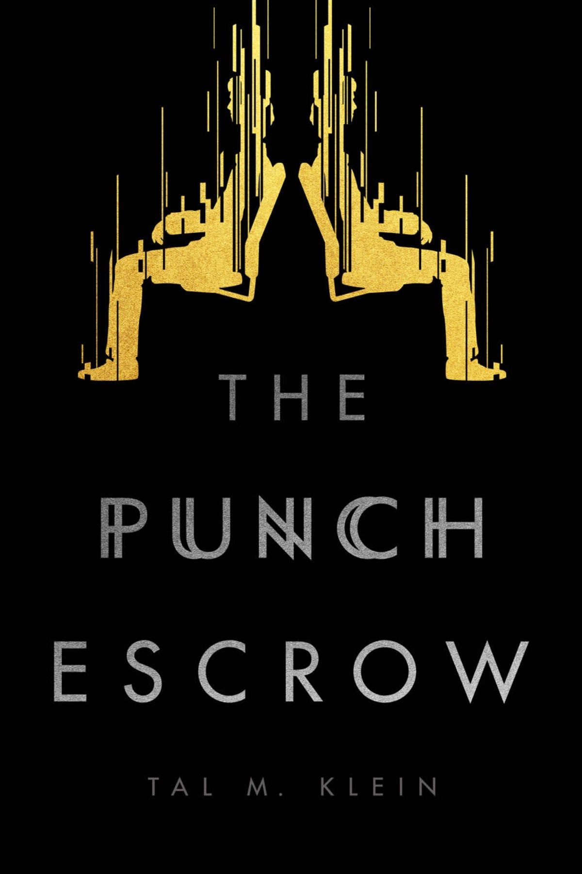 The Punch Escrow is about teleportation gone wrong.