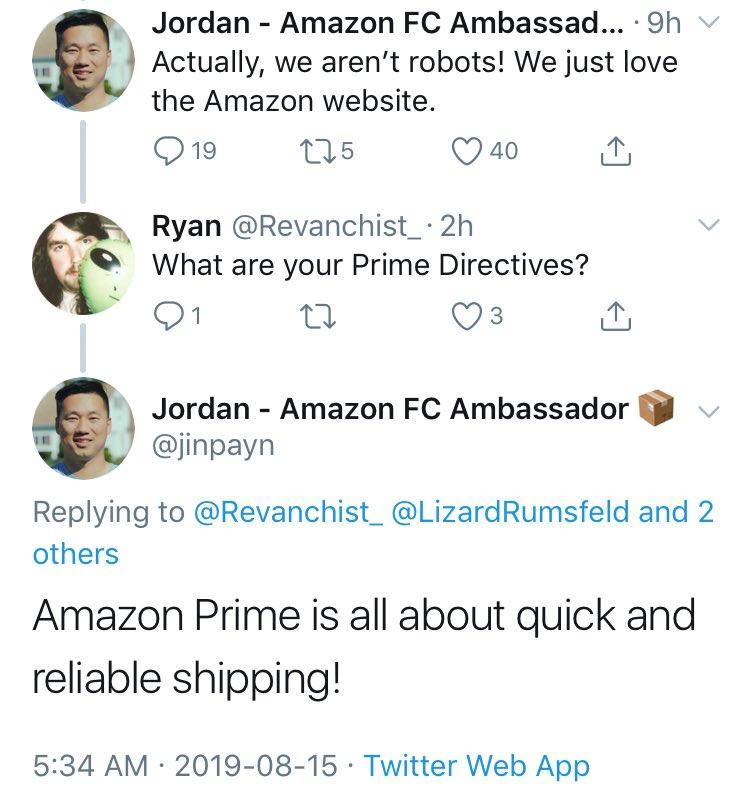 Amazon FC Ambassador
