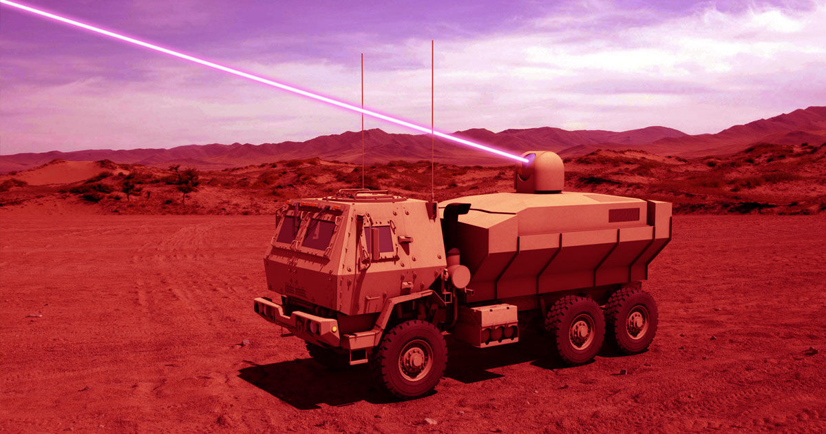 US Army Doubles Down on Directed Energy Weapons