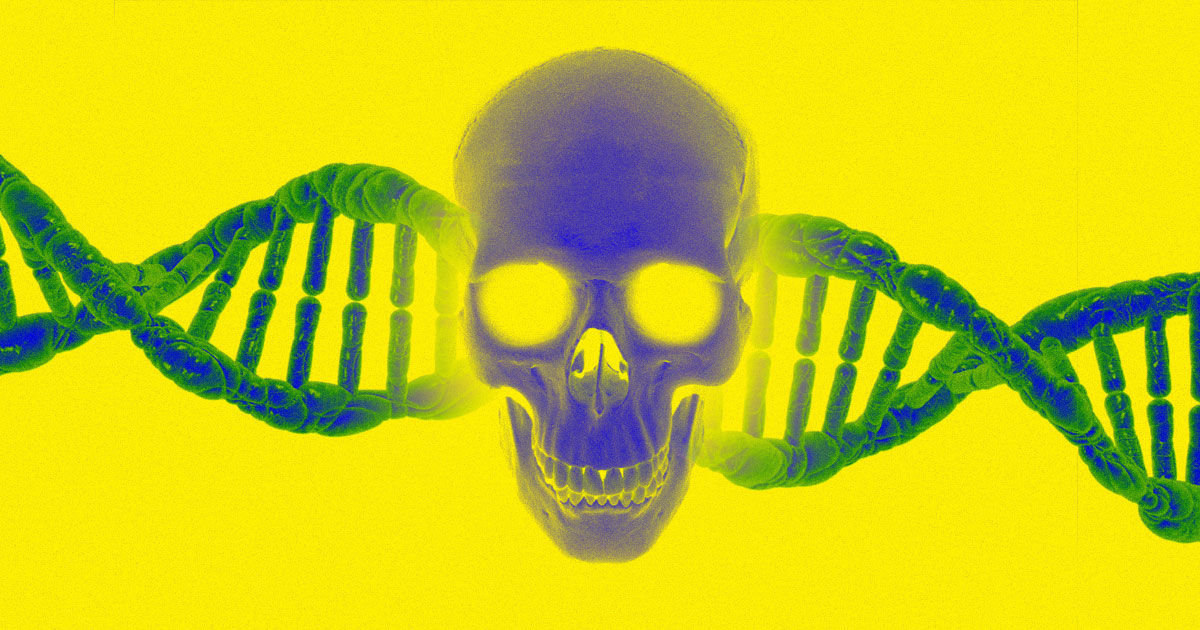 Future Bioweapons Could Kill People With Specific DNA