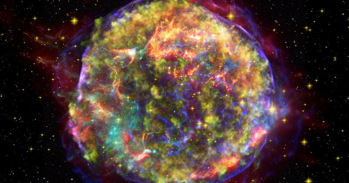 This Is the Most Brutal Supernova in Recorded History