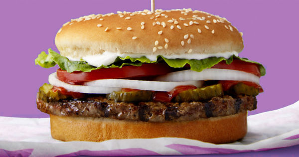 Burger King's Impossible Whopper Is Going Nationwide on August 8