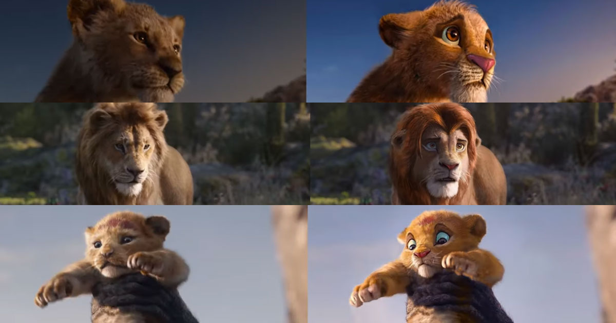 Watch The Lion King 2019 Movie Deepfaked As The Original