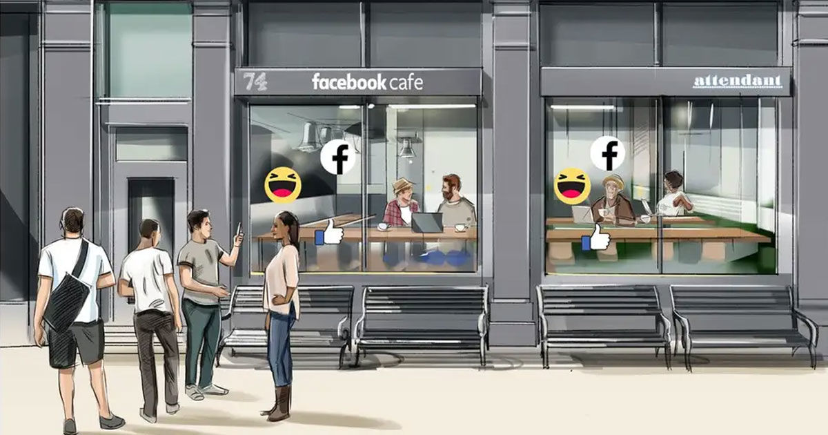 Facebook is Opening Privacy Check-Up Cafes, for Some Reason