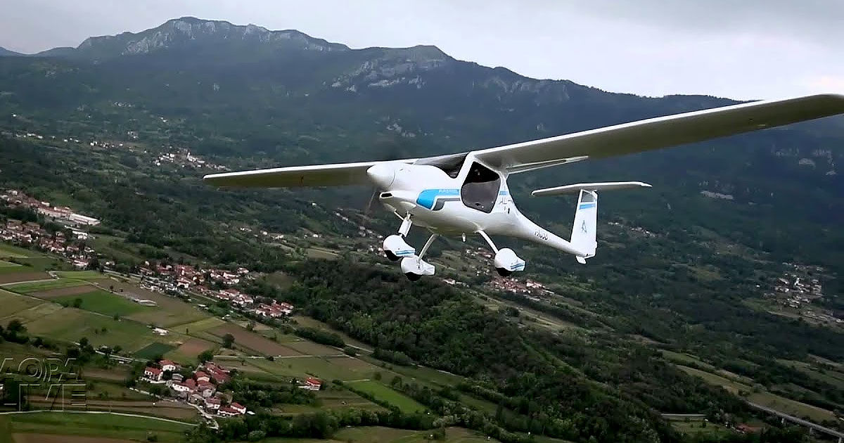 Norway's New Electric Plane Crashes During Demo Flight