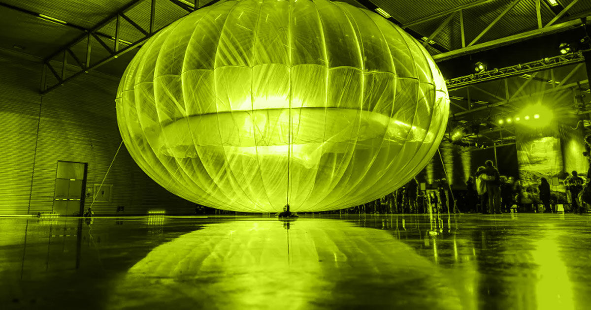 The Pentagon Is Launching Mass Surveillance Balloons Over America