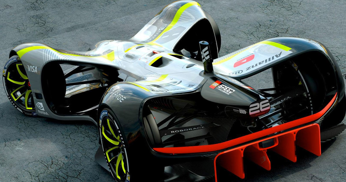 Driving Racing Car >> Self Driving Racecars Are Edging Up Toward Human Records