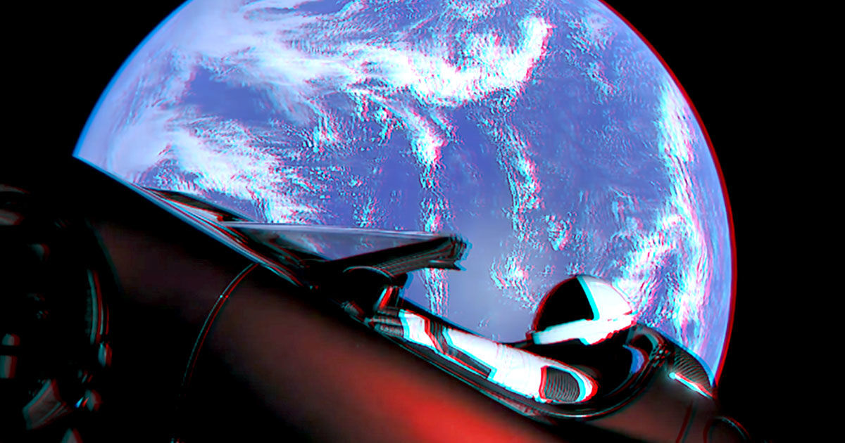 Elon Musk: SpaceX Will Launch a Spacecraft to Check on Starman