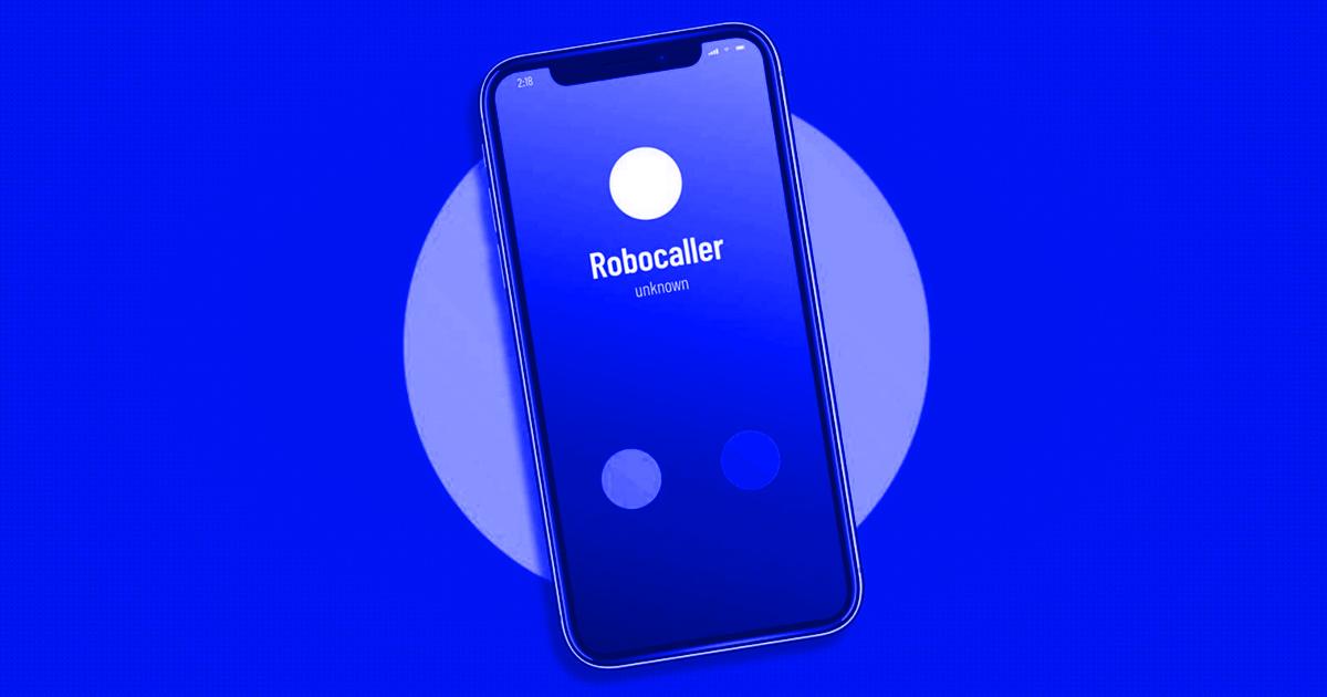 Uncall robocall blocker.
