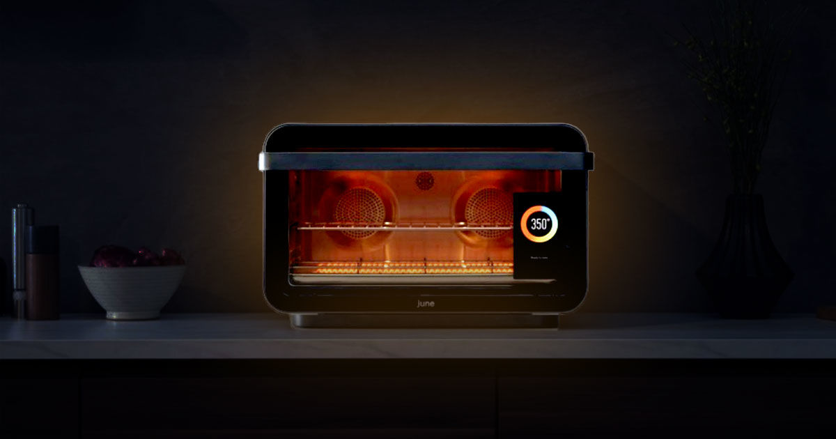 WiFi-Enabled Smart Ovens Are Preheating Themselves at Night