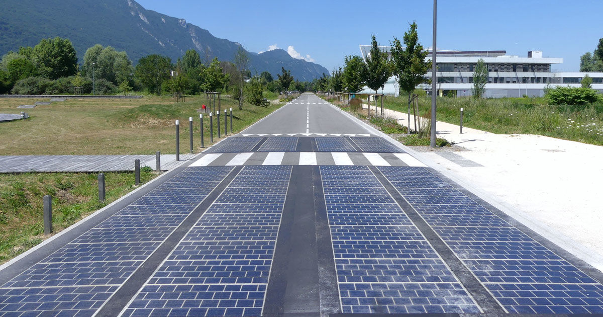 Report The World S First Solar Road Is An Absolute Disaster