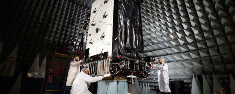 The Air Force Is Inviting Hackers to Breach a Satellite