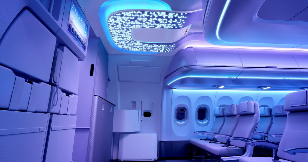 Airbus Planes Will Track How Often Passengers Go to the Bathroom