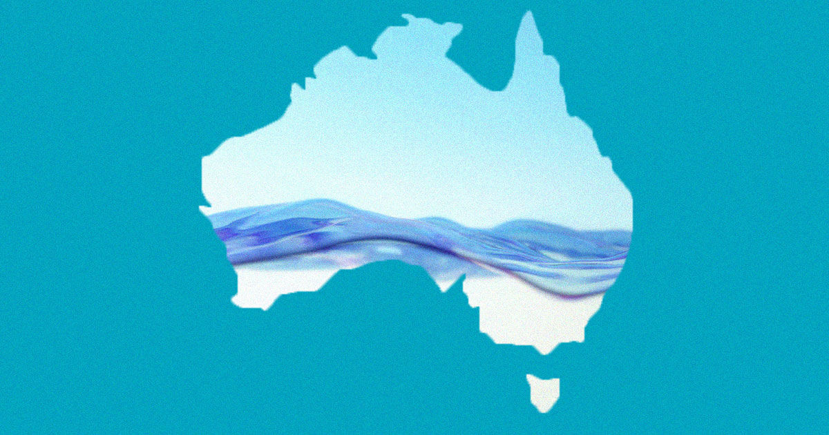 Australia Is Running out of Drinking Water