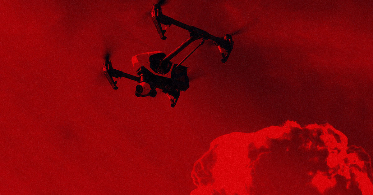FBI Arrests Man For Bombing Ex's House With a Drone