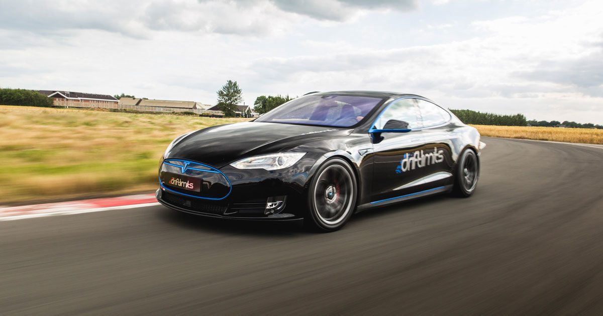 Elon Musk: Tesla Model S Set a New Track Record in California