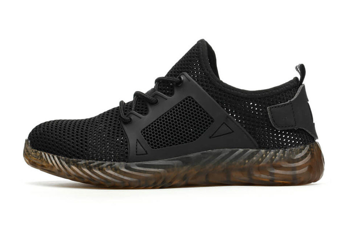 Indestructible Shoes Are High-Tech Work