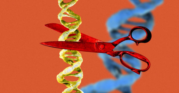 Sick Man Begs Doctors: Please CRISPR Me