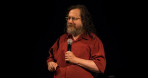 Computer scientist Richard Stallman sent an email seemingly defending an MIT professor accused of assaulting one of Jeffrey Epstein's victims.