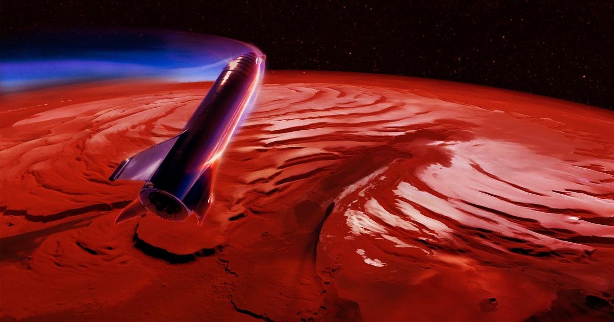 nasa new mars landing - photo #6