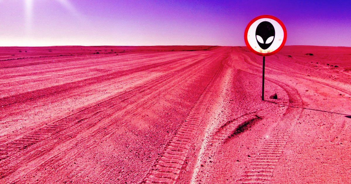 """With """"Storm Area 51"""" Looming, FAA Shuts Down Area 51 Airspace"""