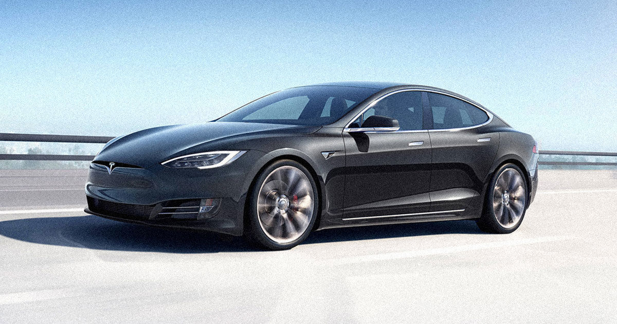Tesla's Model S Just Crushed Porsche's Lap Time in Germany