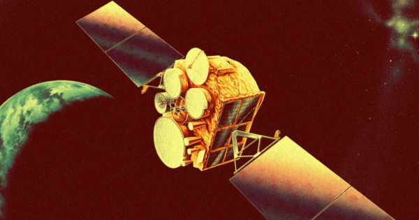 The U.S. Says China is Stealing Military Spacecraft Technology