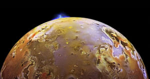 On Jupiter's moon Io, the strongest volcano in the solar system is likely about to erupt within the next couple of days, according to new calculations.