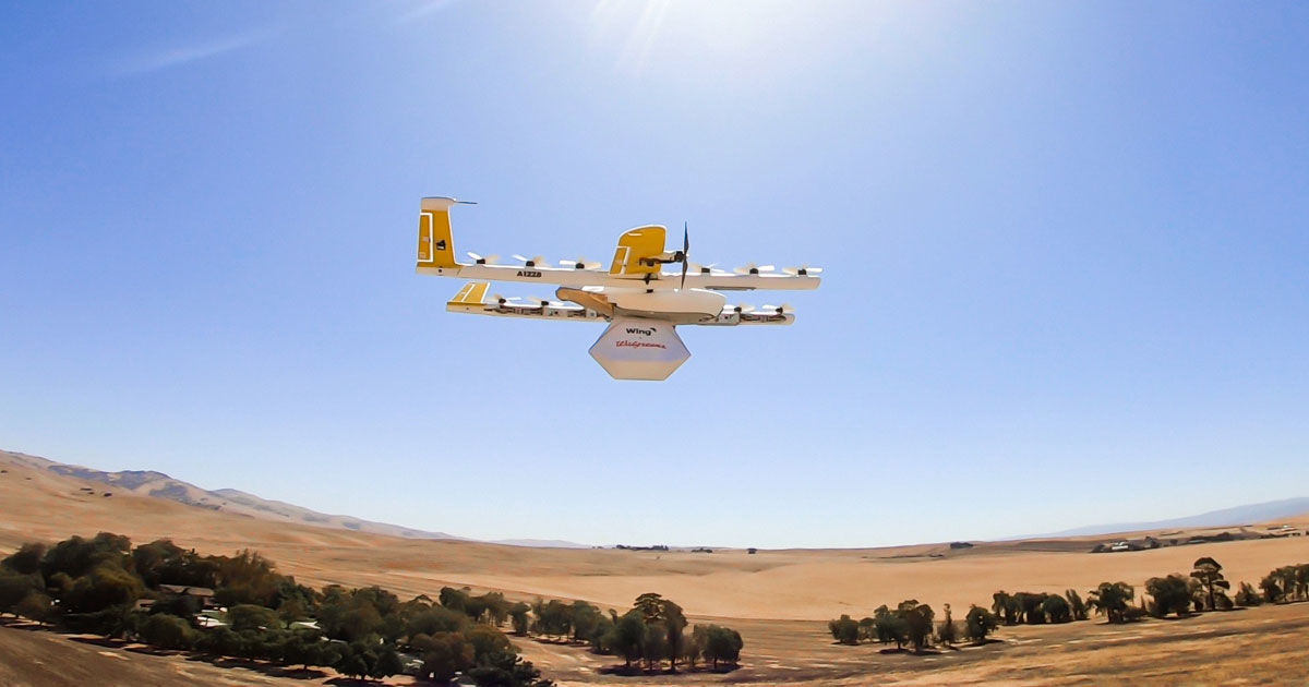 Walgreens Will Start Making Drone Deliveries in October