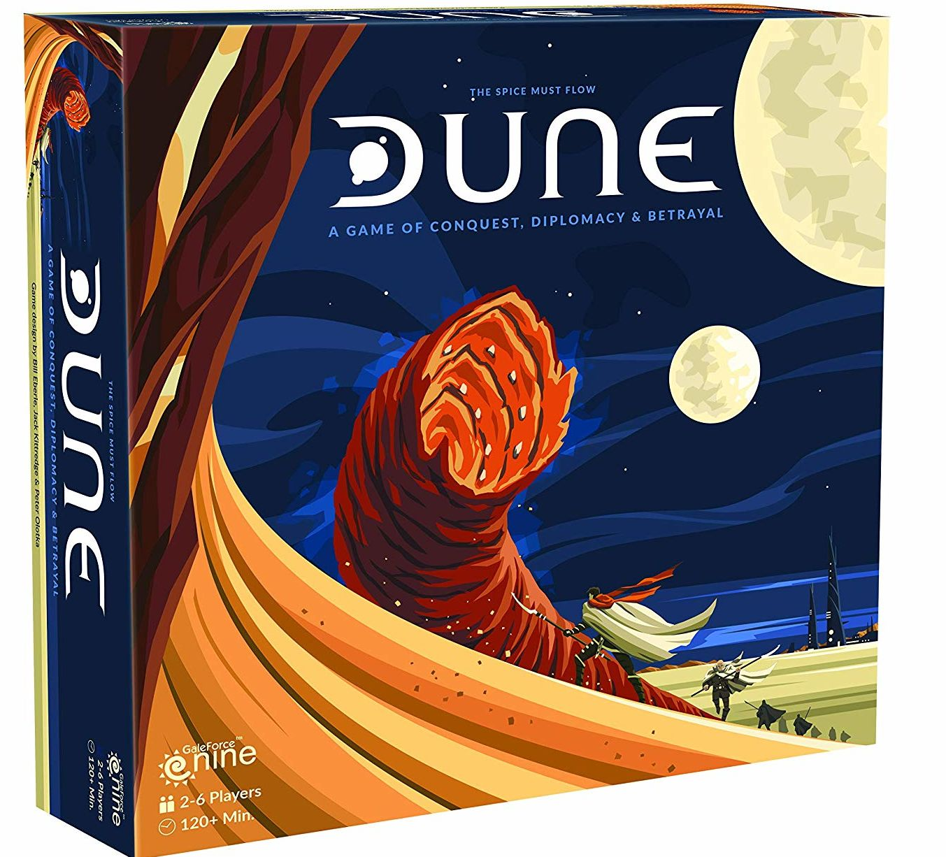 THe classic Dune game is back.