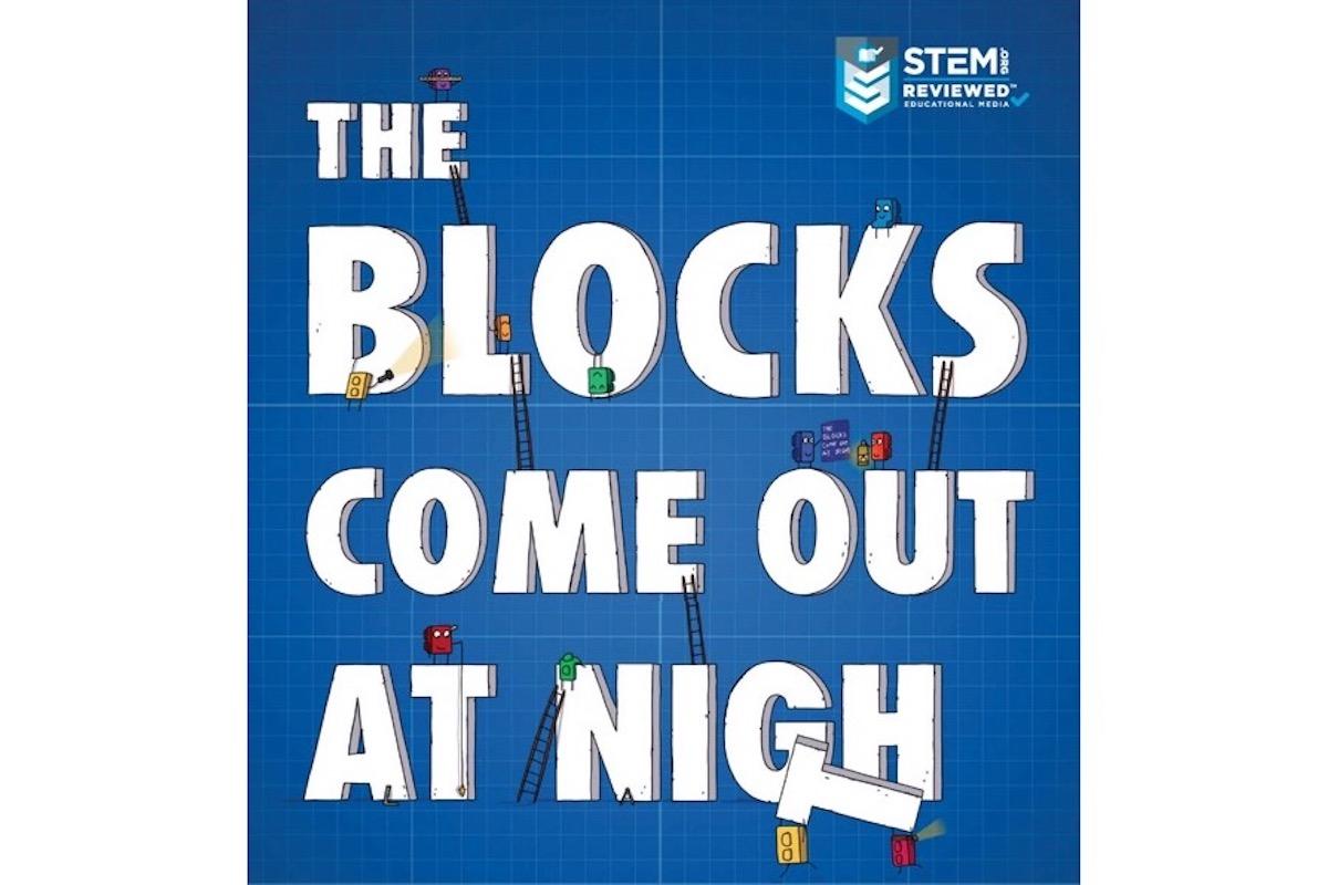 STEM kids book.