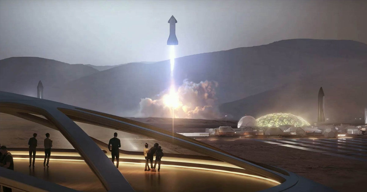 """Astrobiologist: Elon Musk's Starship Is a """"Moral Catastrophe"""""""