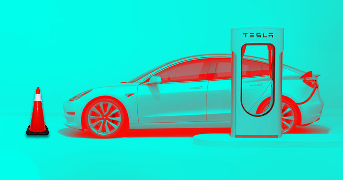 Car Group That ICEd Tesla Superchargers Makes Amends