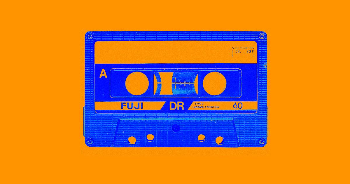 Resultado de imagen de Cassette tape production delayed