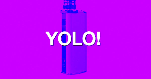 """A CBD Vape Called """"Yolo!"""" Contained a Psychosis-Inducing Drug"""